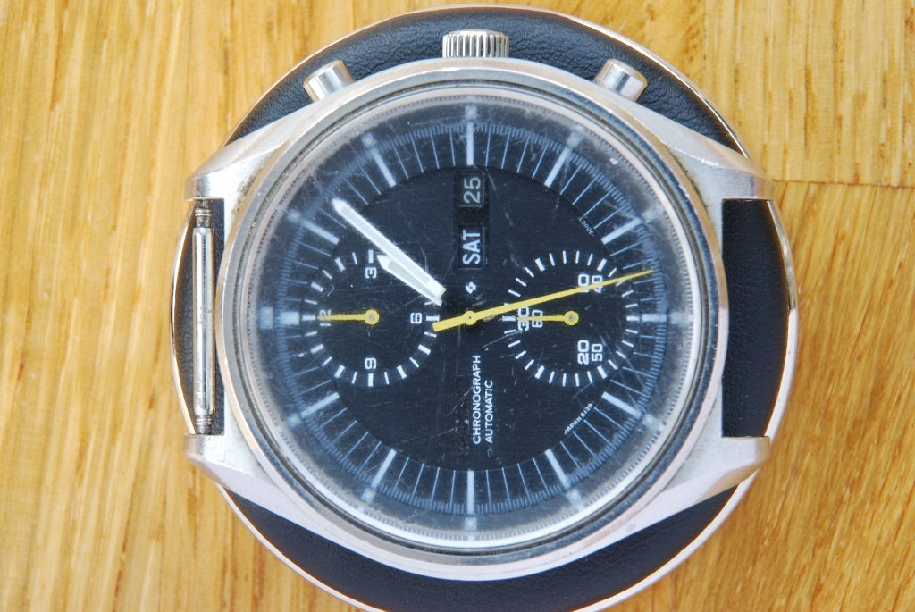 Seiko 6138-3002 - overall before